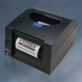 CITIZEN CL-S521 DT PRINTER, 203DPI SERIAL/USB/ETH, DK GREY PEELER